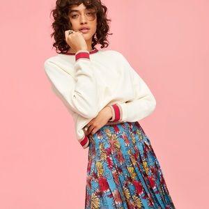 🆕 Aritzia Little Moon Pink Amaranth Sweater